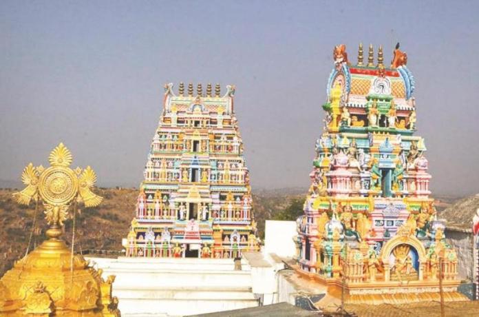 Varunayagam in Yadadri
