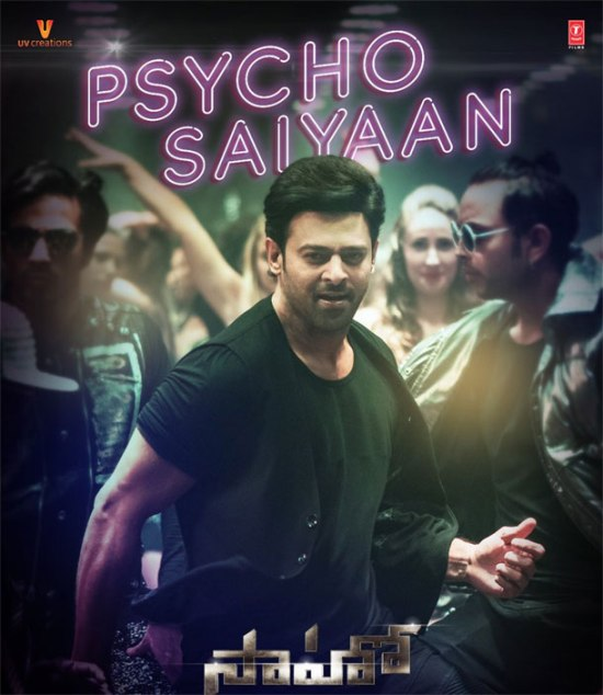 saaho first song teaser