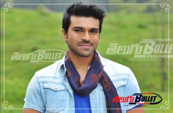 ram charan dedicated his first post to special person