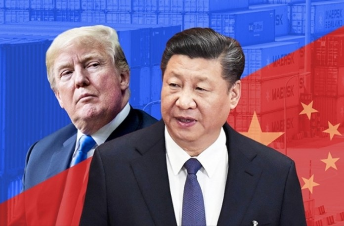 Trump announces trade war on China