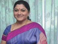 Khushbu comments on kcr