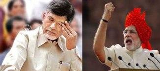 chandrababu naidu vs narendramodi