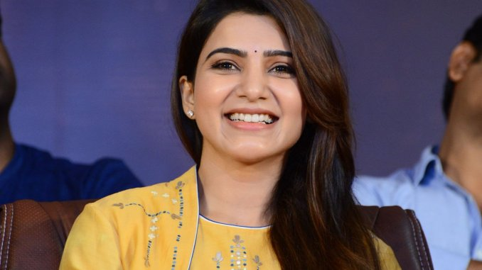 samantha in majili movie