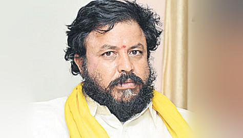 chinthamaneni prabhakar denduluru assembly constiuency