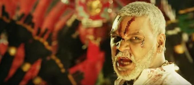 kanchana 3 movie collections