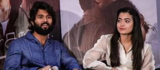 Vijay Devarakonda ( విజయ్ దేవరకొండ ) Rashmika Mandanna ( రష్మిక మందన్న ) Dear Comrade ( డియర్ కామ్రేడ్ ) promotions - latest news telugu