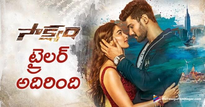 Sakshyam Trailer Released, Sakshyam Telugu movie trailer, Sakshyam Trailer, #SakshyamTrailer, Sakshyam Movie Trailer, Bellamkonda Srinivas New Movie, Telugu FilmNagar, Telugu Movies 2018, Telugu Cinema News, Tollywood Latest Updates
