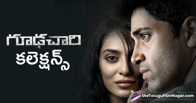 Adivi Sesh Latest Movie Collections, Goodachari Box Office Collections, Goodachari Movie Ap & TS Collections, Goodachari Movie Areawise Collections, Goodachari Movie Collections, Goodachari Telugu Movie Collections, Goodachari Telugu Movie News, Latest Telugu Movies News, Telugu Film News 2018, Telugu Filmnagar, Tollywood Movie Updates