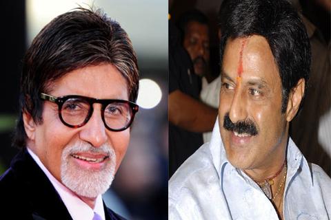 amitabh bachchan in balayya movie