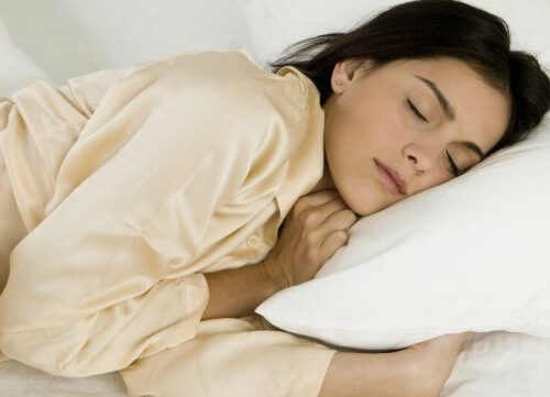 left side sleep is better