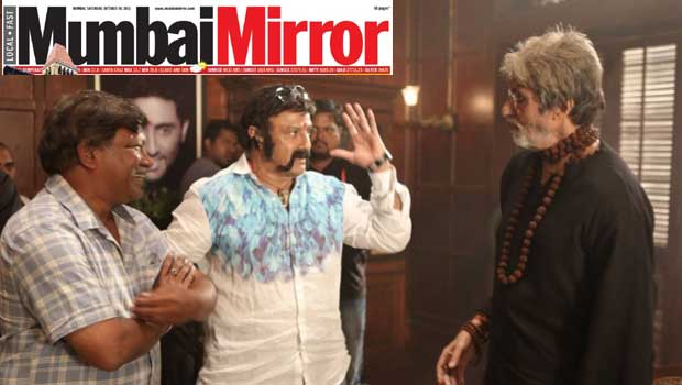 mumbai mirror about raithu movie