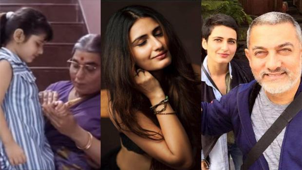 Aamir Khan Dangal Daughters Fatima Sana Shaikh