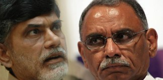 kvp said celebrities and politicians support to chandrababu for special status if you want