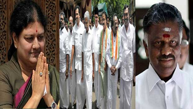 congress have no clarity about chinamma