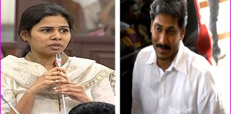 jagan scared because of akhila priya talking about his family
