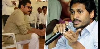 pawan kalyan divert to jagan attitude