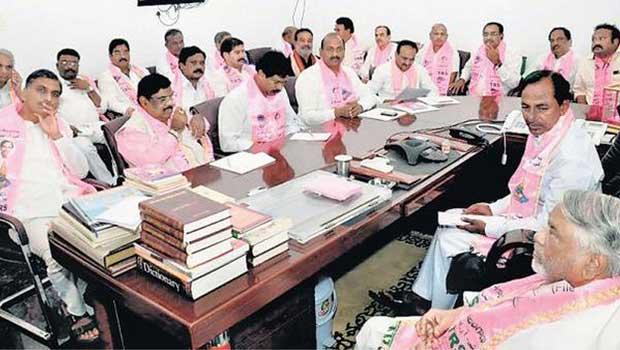 caste feeling in kcr cabinet