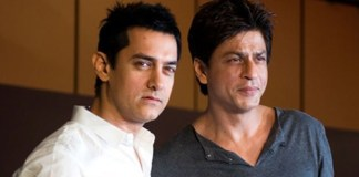 shahrukh khan and aamir khan both are will act in advertisement