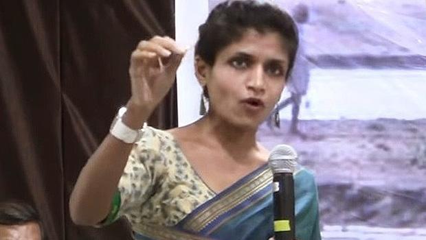 మహిళా లాయర్ తో కేసీఆర్ ప్రభుత్వం పరేషాన్!!
