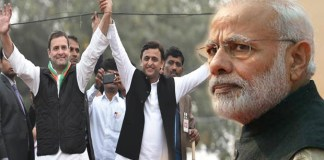 rahul gandhi and akhilesh yadav strong competitive given to Modi in up elections