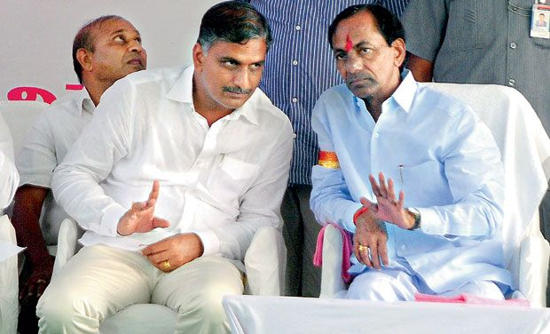 Hidden Plans Behind Harish Rao's Tirupati Visit