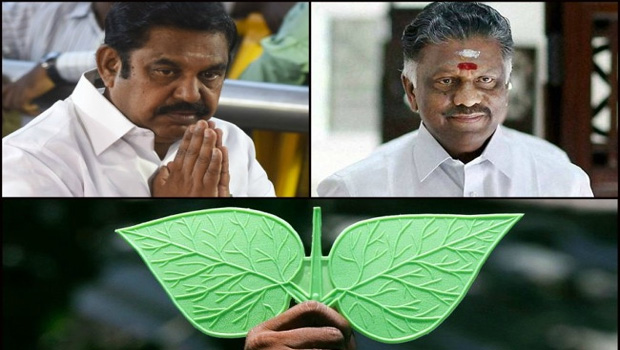 EC put conditions to panneerselvam and palaniswamy about AIADMK symbol