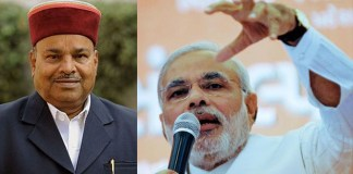 modi proposes to thawar chand gehlot as president of india