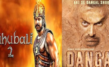 bolywood media not react in bahubali collection but only react dhangal movie