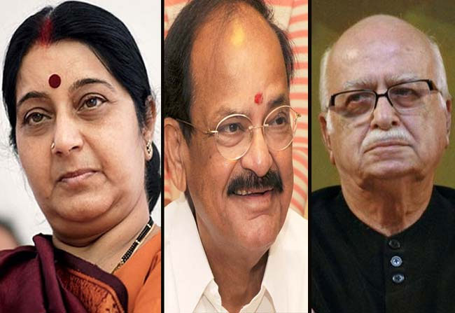 2017 Indian Presidential Elections Race