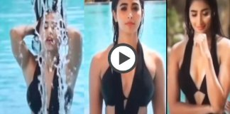 Pooja Hegde Bikini Video In Dj