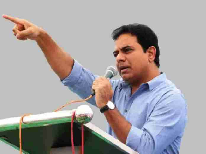 Siricilla Assembly Constitution KTR As MLA Candidate