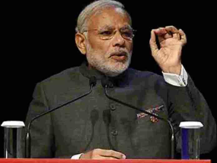 Modi Shocked China