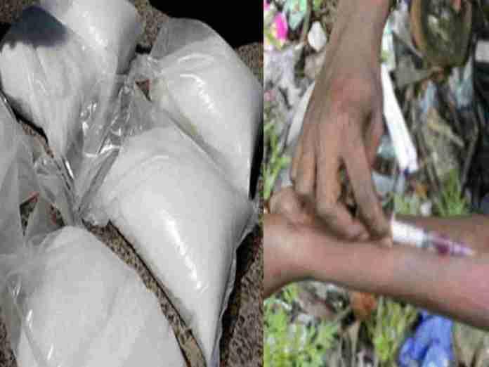 Hyderabad: Capital Of Drugs