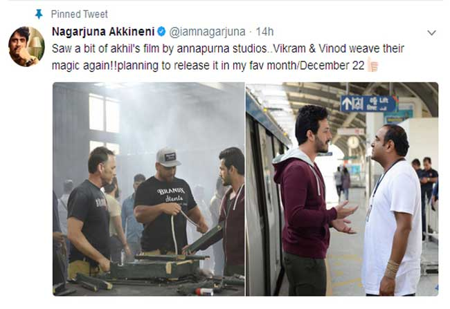 Akhil Movie Release Date Confirmed