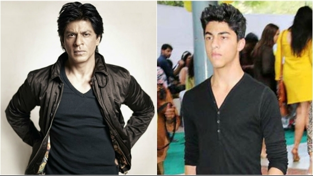Doesn't Sharukh Kids Care Him?