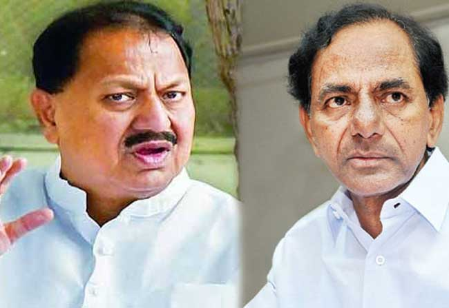 DS To Shock KCR