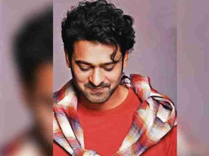 Prabhas Sahoo New Look