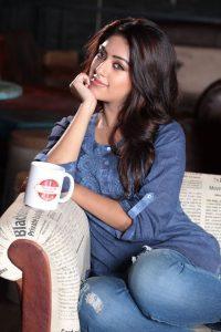 Anu Emanuel lucky as Samantha