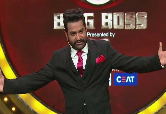 Jr NTR Interesting performance In Bigg Boss