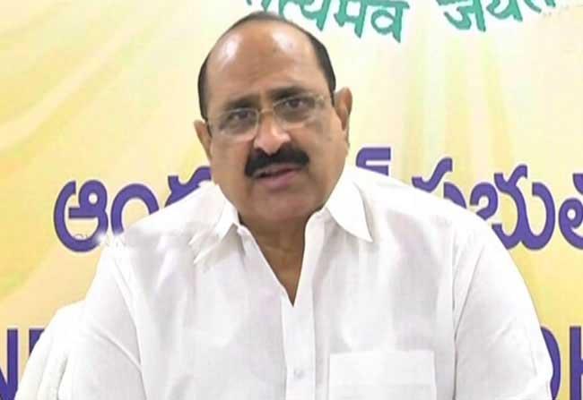 Kamineni Srinivas Said That His Whole Life With BJP