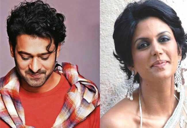 Mandira Bedi In Prabhas Sahoo Movie