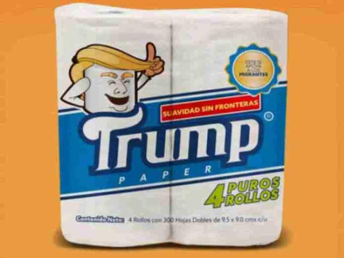 Trump Toilet Papers