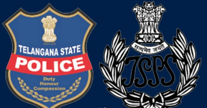 Telangana Police Officers Line Death Mystery