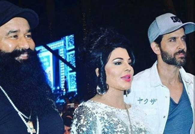 Bollywood Stars Connection with Gurmeet Baba