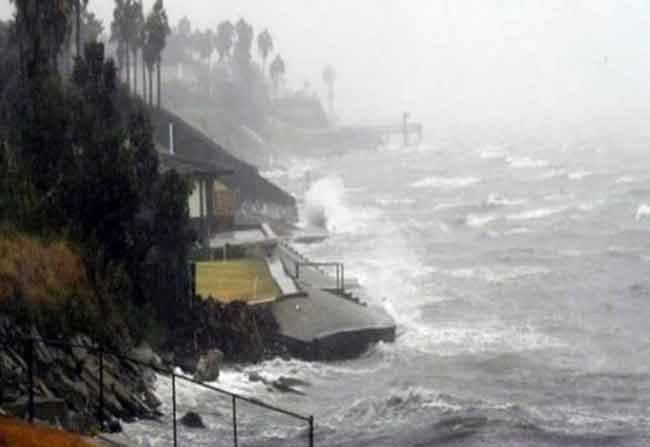 Hurricane Irma Toofan