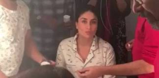 Kareena Kapoor ask where is Taimur