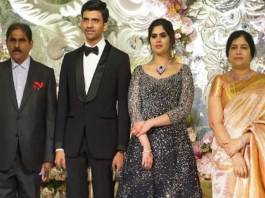 NTV Chairman Narendra Chowdary Daughters Dowry and Wedding Details