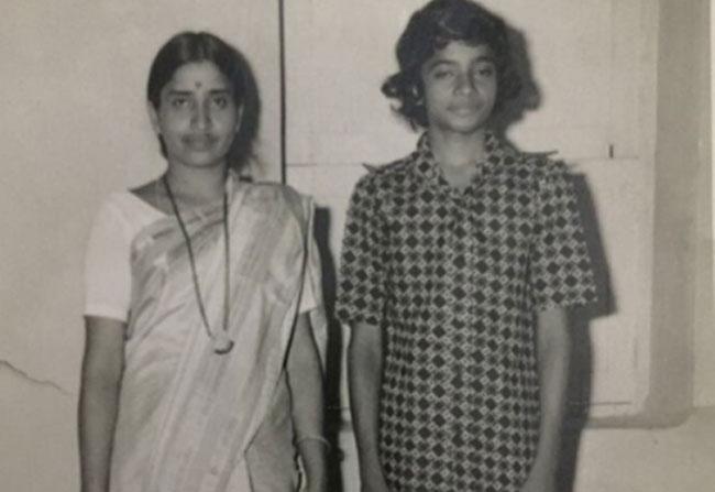 Ram Gopal Varma Shared His Mother Photo On Facebook