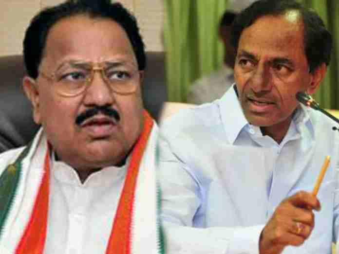 DS Unhappy With CM KCR Activities