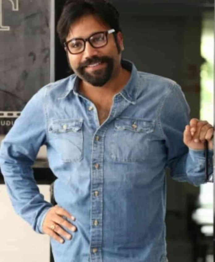 Arjun Reddy Movie Director Sandeep Reddy next movie Title Confirm